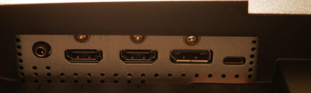 EW3280Uの入力端子