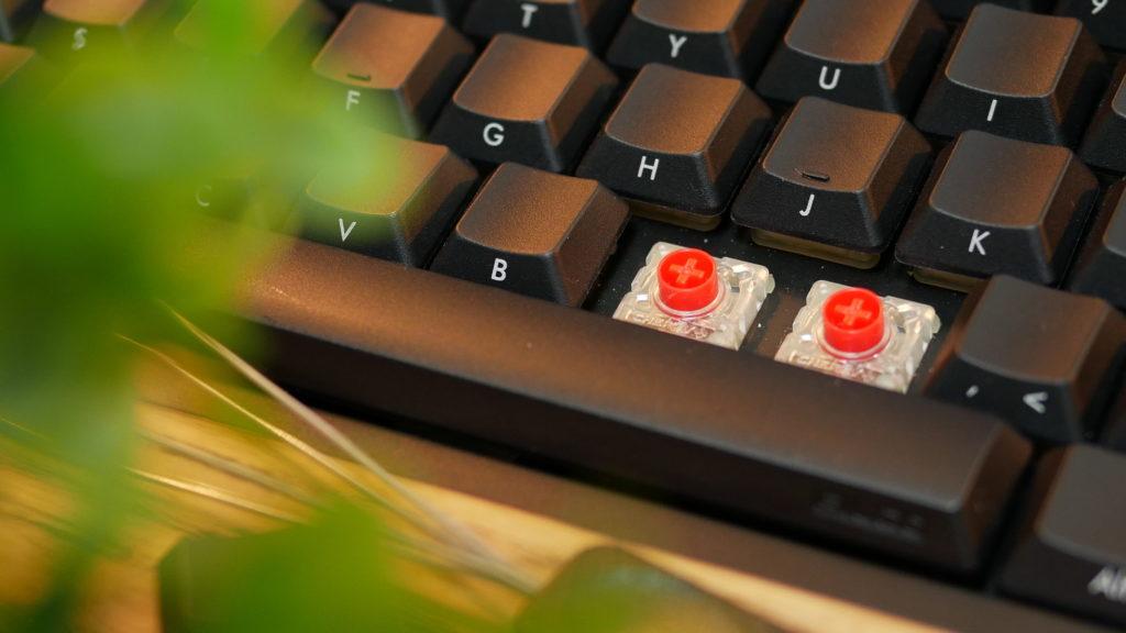 MX LOW PROFILE RGB RED